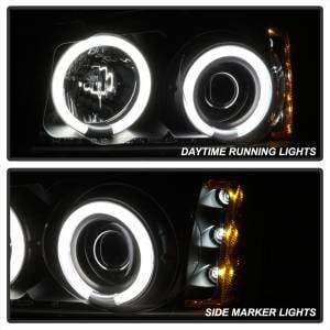 Spyder Auto - CCFL LED Projector Headlights 5030023 - Image 8