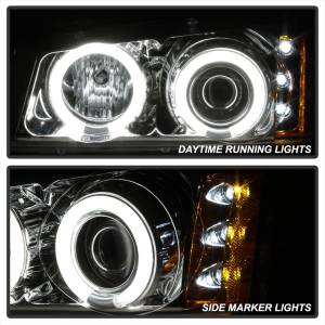 Spyder Auto - CCFL LED Projector Headlights 5030030 - Image 4