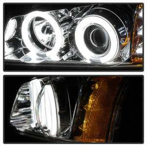 Spyder Auto - CCFL LED Projector Headlights 5030030 - Image 5