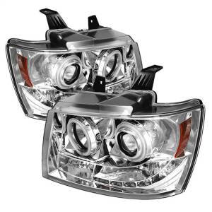 Spyder Auto - CCFL LED Projector Headlights 5030054