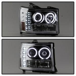 Spyder Auto - CCFL LED Projector Headlights 5030191 - Image 2