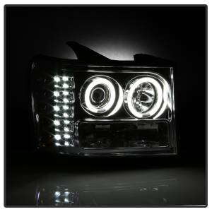 Spyder Auto - CCFL LED Projector Headlights 5030191 - Image 4