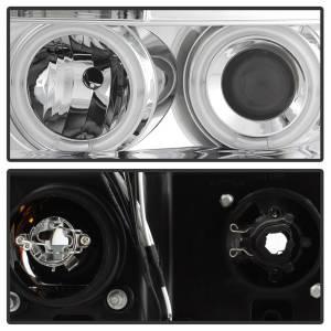 Spyder Auto - CCFL Projector Headlights 5030313 - Image 7