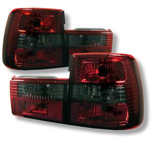 Exterior Accessories - Spyder Auto - Altezza Tail Lights 5000507