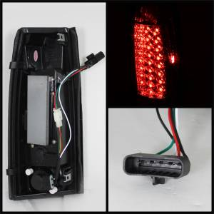 Spyder Auto - LED Tail Lights 5001399 - Image 2