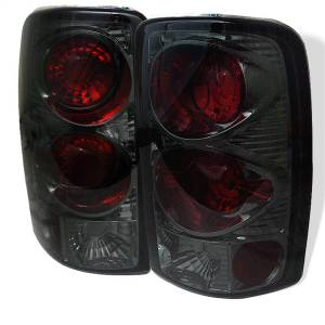 Exterior Accessories - Spyder Auto - Altezza Tail Lights 5001573