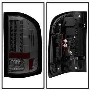 Spyder Auto - LED Tail Lights 5001818 - Image 4