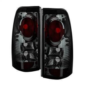 Exterior Accessories - Spyder Auto - Altezza Tail Lights 5002099