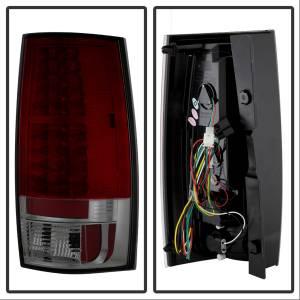 Spyder Auto - LED Tail Lights 5002167 - Image 4