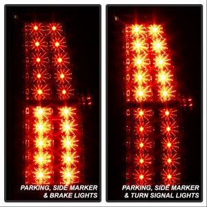 Spyder Auto - LED Tail Lights 5002167 - Image 5