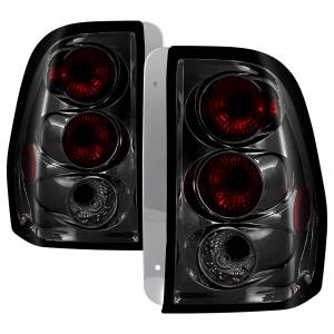 Spyder Auto - Altezza Tail Lights 5002204 - Image 1