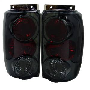 Spyder Auto - Altezza Tail Lights 5003027 - Image 1