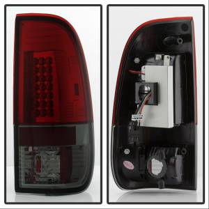 Spyder Auto - LED Tail Lights 5003492 - Image 2