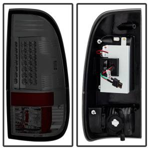 Spyder Auto - LED Tail Lights 5003935 - Image 5