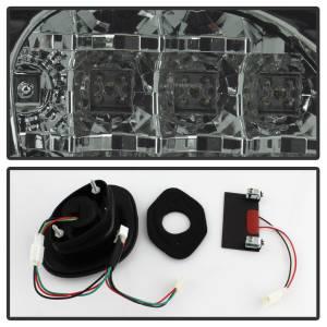 Spyder Auto - LED Trunk Tail Lights 5005793 - Image 4