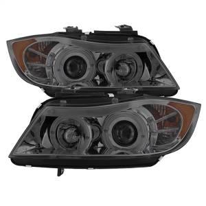 Spyder Auto - Halo Amber Projector Headlights 5009029 - Image 1