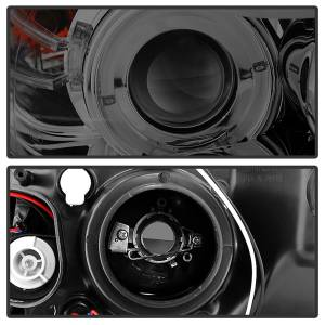 Spyder Auto - Halo Amber Projector Headlights 5009029 - Image 5