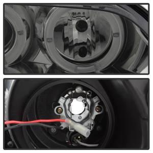 Spyder Auto - Halo Projector Headlights 5009104 - Image 7