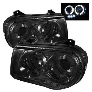 Spyder Auto - Halo LED Projector Headlights 5009159
