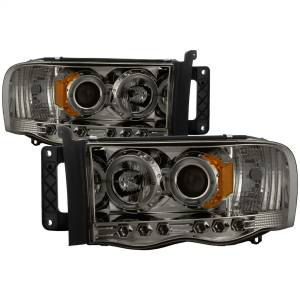 Spyder Auto - Halo LED Projector Headlights 5009999 - Image 1