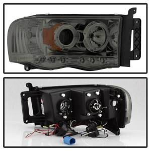 Spyder Auto - Halo LED Projector Headlights 5009999 - Image 6