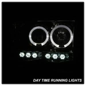 Spyder Auto - Halo LED Projector Headlights 5009999 - Image 7