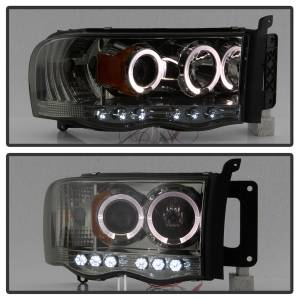 Spyder Auto - Halo LED Projector Headlights 5009999 - Image 9