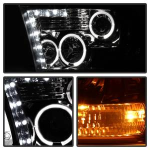 Spyder Auto - Halo LED Projector Headlights 5010056 - Image 6