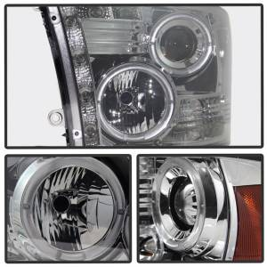 Spyder Auto - Halo LED Projector Headlights 5010056 - Image 7