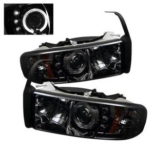 Spyder Auto - Halo LED Projector Headlights 5010100
