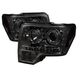 Spyder Auto - Halo LED Projector Headlights 5010254