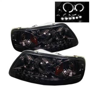 Spyder Auto - Halo LED Projector Headlights 5010285