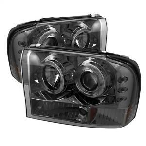 Spyder Auto - Halo LED Projector Headlights 5010353