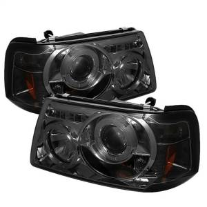 Spyder Auto - Halo LED Projector Headlights 5010513