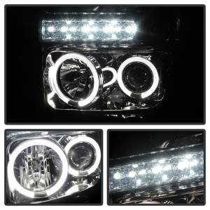 Spyder Auto - Halo LED Projector Headlights 5010599 - Image 4