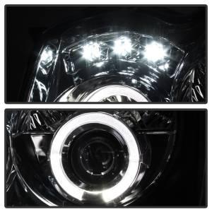 Spyder Auto - Halo LED Projector Headlights 5011114 - Image 3