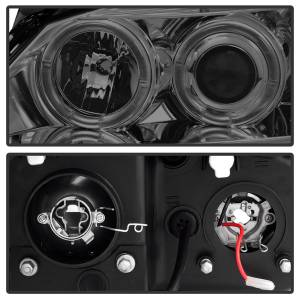 Spyder Auto - Halo Projector Headlights 5011619 - Image 3