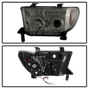 Spyder Auto - Halo Projector Headlights 5012043 - Image 5