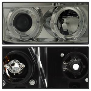 Spyder Auto - Halo Projector Headlights 5012043 - Image 6