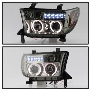 Spyder Auto - Halo Projector Headlights 5012043 - Image 9