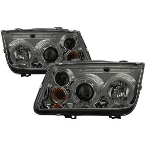 Spyder Auto - Halo LED Projector Headlights 5012272 - Image 1
