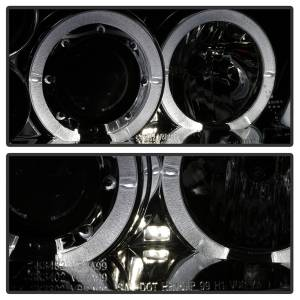 Spyder Auto - Halo LED Projector Headlights 5012272 - Image 3