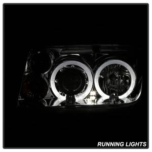 Spyder Auto - Halo LED Projector Headlights 5012272 - Image 4