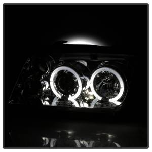 Spyder Auto - Halo LED Projector Headlights 5012272 - Image 5