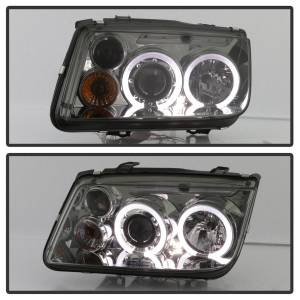 Spyder Auto - Halo LED Projector Headlights 5012272 - Image 7