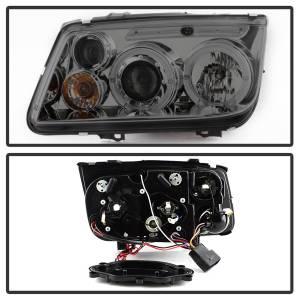 Spyder Auto - Halo LED Projector Headlights 5012272 - Image 9
