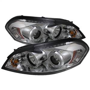 Spyder Auto - Halo LED Projector Headlights 5031709