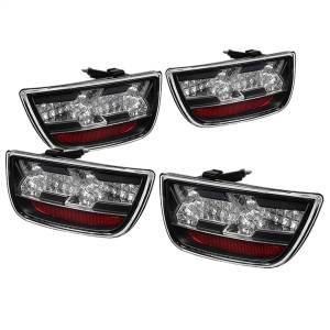 Spyder Auto - LED Tail Lights 5032188 - Image 1