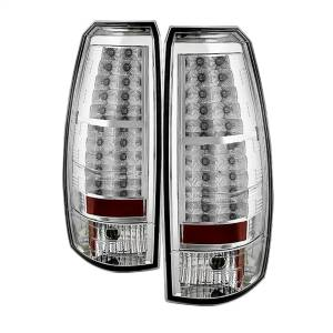 Spyder Auto - LED Tail Lights 5032454 - Image 1
