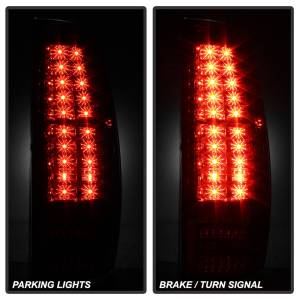 Spyder Auto - LED Tail Lights 5032478 - Image 2